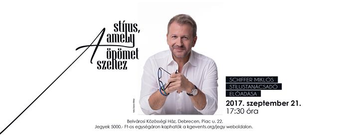 0b5978410d Dr. Schiffer Miklós stílustanácsadó Debrecenben at Piac utca 22 ...
