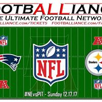 NFL Wk 15  New England Patriots at Pittsburgh Steelers NEvsPIT
