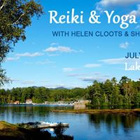 Reiki &amp Yoga Retreat - Lake Placid NY