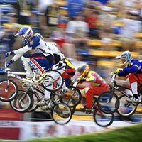 BMX at Irvine Great Park