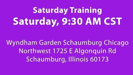 chicago reliv saturday training - Wyndham Garden Schaumburg Chicago Northwest