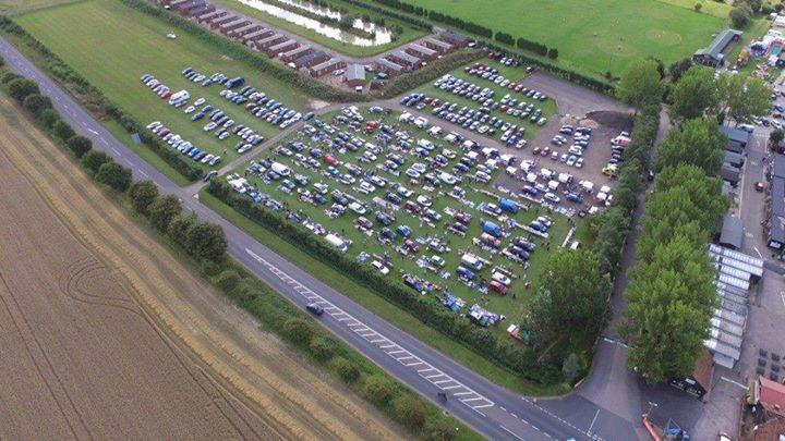 Stonham Barns Sunday Car Boot on 18th March from 8am
