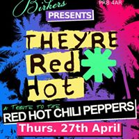 Theyre Red Hot - Live at Birkers Bar &amp Grill