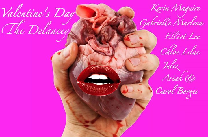 Valentines Day at The Delancey