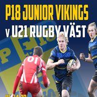RUGBY - Junior Vikings VS Team Vst