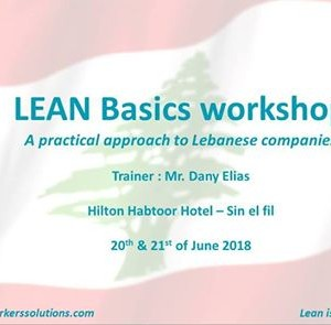 LEAN basics workshop