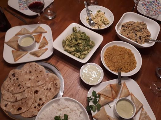 Cuisine indienne 1