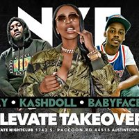 Elevate New Years Eve Takeover