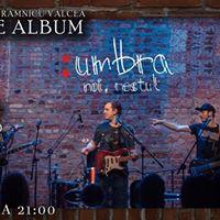 Dubl lansare album -umbraNoi Restul-BARTERTrock