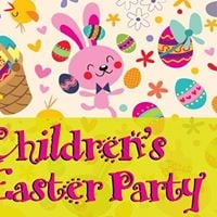 Tiny Tot Easter Party