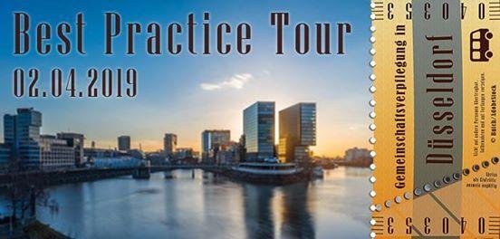 Best Practice Tour Dsseldorf