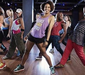 Quiet Cardio and Dance Class Trio Workout w Crunch Fitness