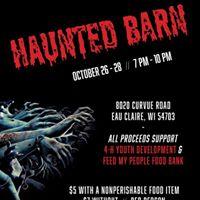 Saturday Haunted Barn