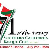 71st Southern California Basque Club Picnic  Udaleko