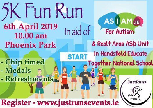 As I Am 5K Fun Run