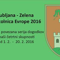 Ljubljana - Zelena prestolnica Evrope 2016 zelenaprestolnica2016
