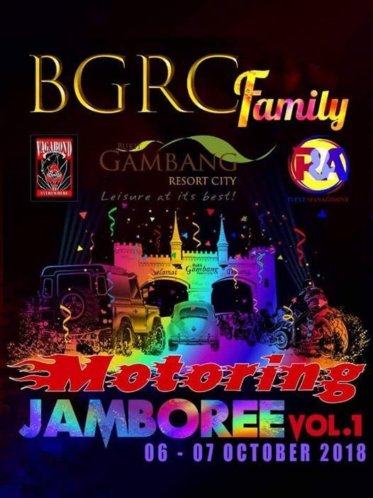 Bgrc Family Motoring Jamboree