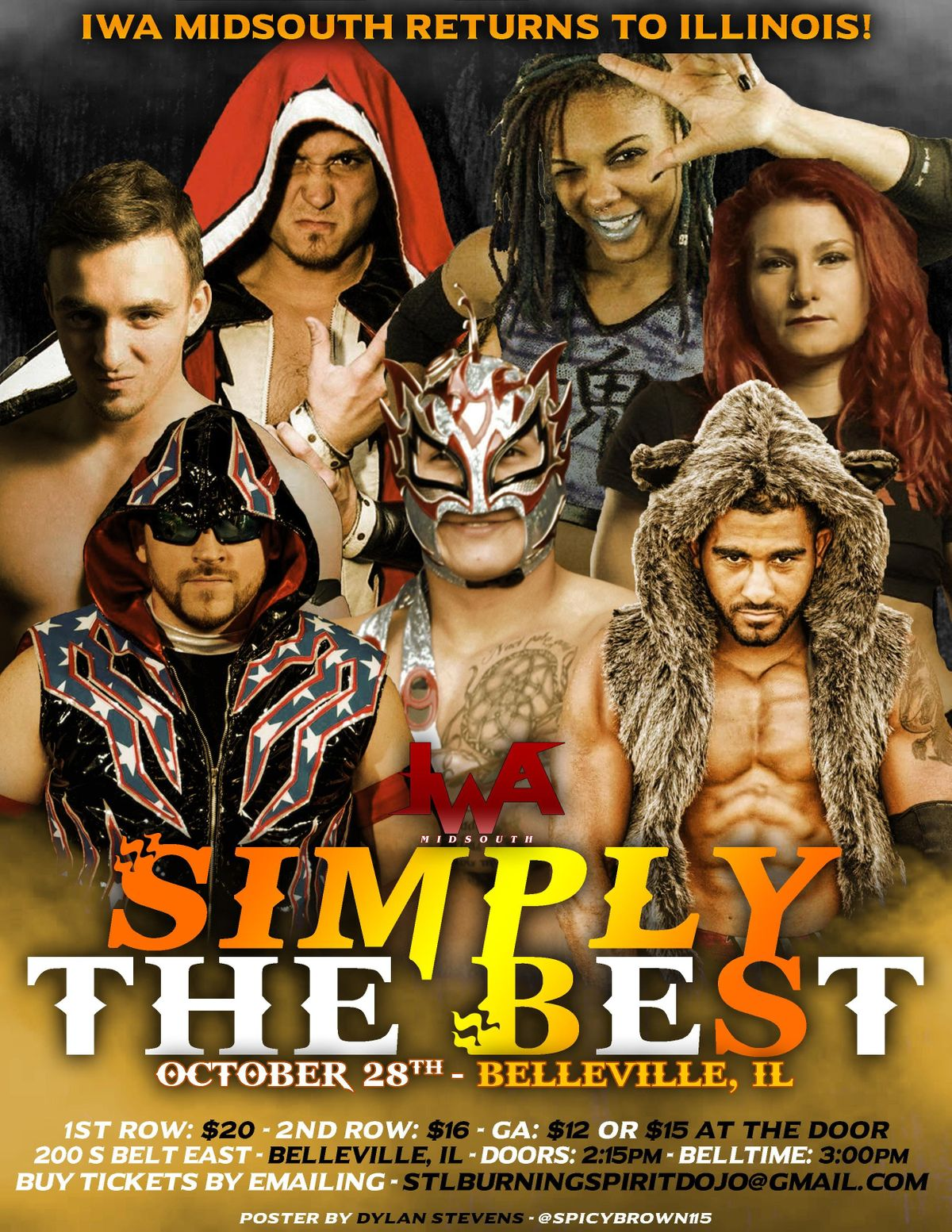 IWA-MS Simply the Best