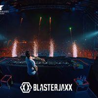 Blasterjaxx India Tour - Bangalore (JW Marriot)