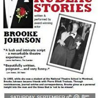 Trudeau Stories written and performed by Brooke Johnson