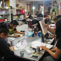 Artmaking Studio Day Wednesdays Make &amp Meet at AnySquared