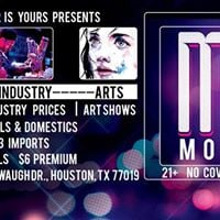 MIA Monday Music (Open Mic) Industry and Art.