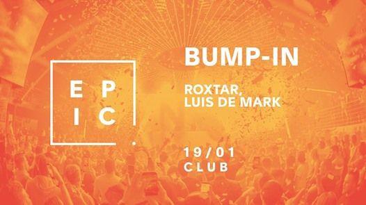 Bump-In  EPIC Prague