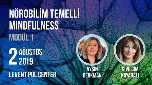 Nrobilim Temelli Mindfulness Modl 1