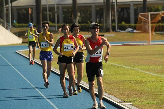 Trial for Asian 20km Race Walking Championships 2019