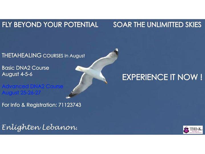 Theta Healing Advanced DNA2 course