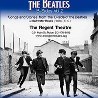 Beatles B-Sides w Saltwater Roses (Halifax N.S.)