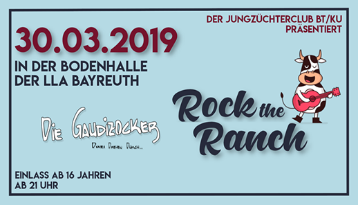 Rock the Ranch - 30.03.2019