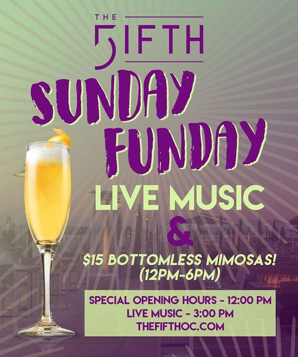 Matt Koerner- Sunday Funday Free Show