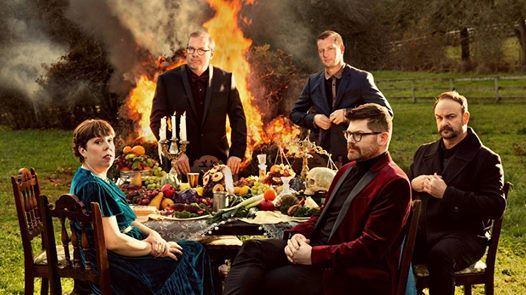 The Decemberists in Paradiso