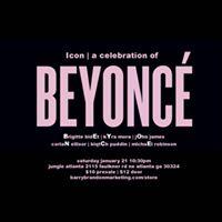 Icon  a celebration of Beyonce