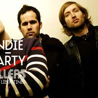 INDIE PARTY  Especial The Killers  The Libertines Tinta Neon