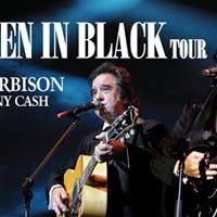 Men In Black Tour - Roy Orbison &amp Johnny Cash