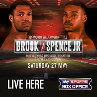 Brook V Spence Jnr