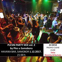 Plesni Mix Party vol. 2 - Havana Samobor