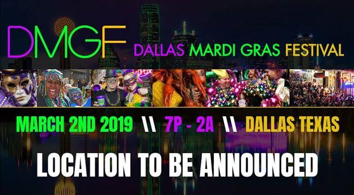 Speed Dating Dallas >> Dallas Mardi Gras Festival 2019 (Next Year) at Dallas, TX ...