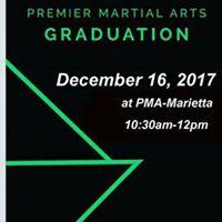 December 2017 Youth Testing &amp Graduation