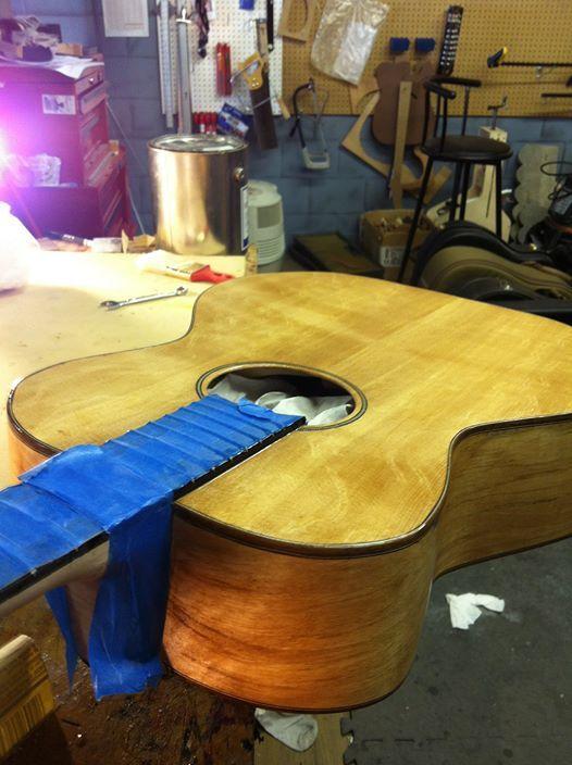 Guitar Setup and Maintenance Seminar
