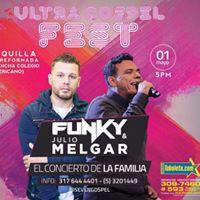Barranquilla Colombia - Ultra Gospel Fest