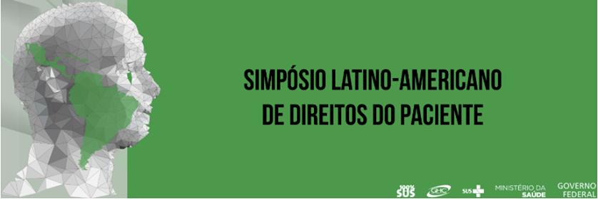 Simpsio Latino-americano de Direitos do Paciente