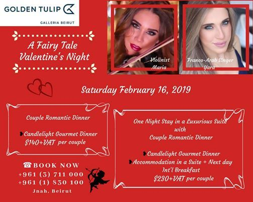 A Fairy Tale Valentines Night