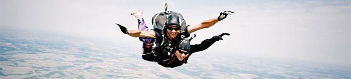 Charity Sky Dive for Enham Trust