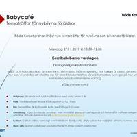 Babycaf- tema Kemikaliebanta vardagen