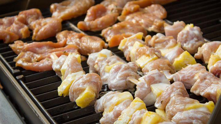 BBQ Buffet - All you can eat at Domholzschänke Schkeuditz, Schkeuditz