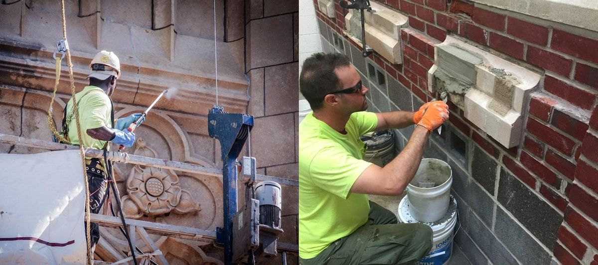 RTC Masonry Restoration Training Pittsburgh