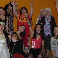 Halloweeni Zumba Party Szab Krisztval s meglepi oktatkkal